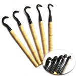 CT-A - Set of 5 carving tools 190mm